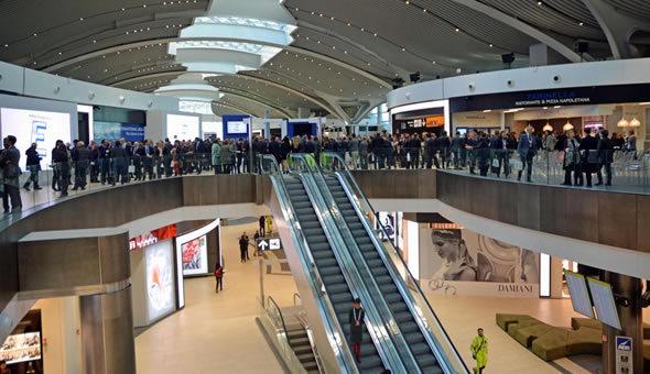 fiumicino airport rome