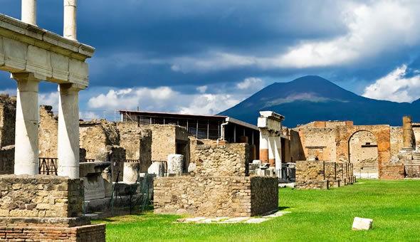 pompei ercolano